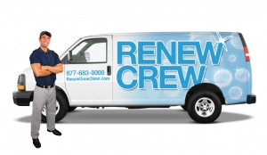 Renew Crew Franchisee and Van