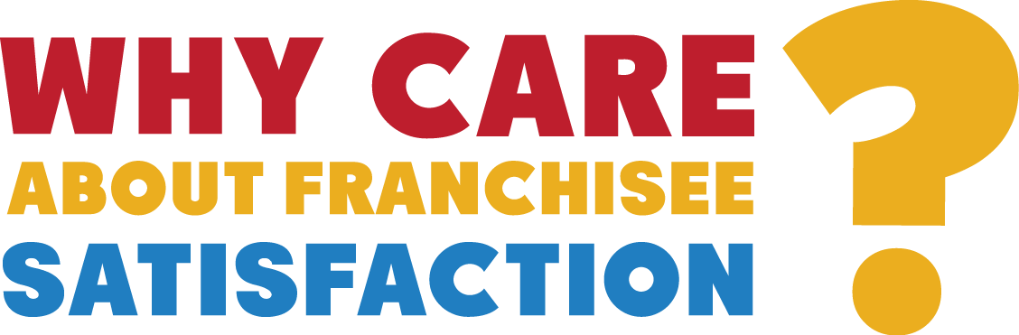 Why Care about franchisee satisfaction Avery Label